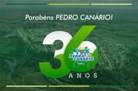 Parabéns Pedro Canário!